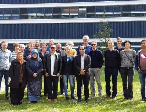 4D-REEF pre-kick off meeting in Leiden