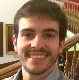 Leonardo Bertini 4D-REEF Early Stage Researcher