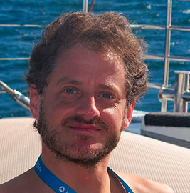 Roberto Giudici 4D-REEF Early Stage Researcher